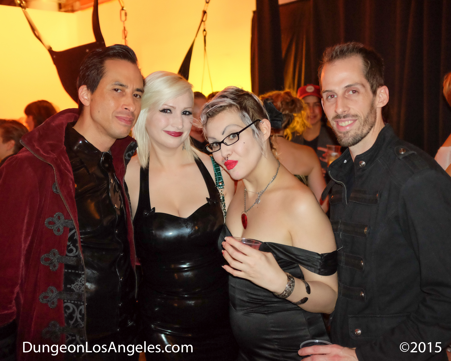 Los Angeles Dungeon| Dungeon West