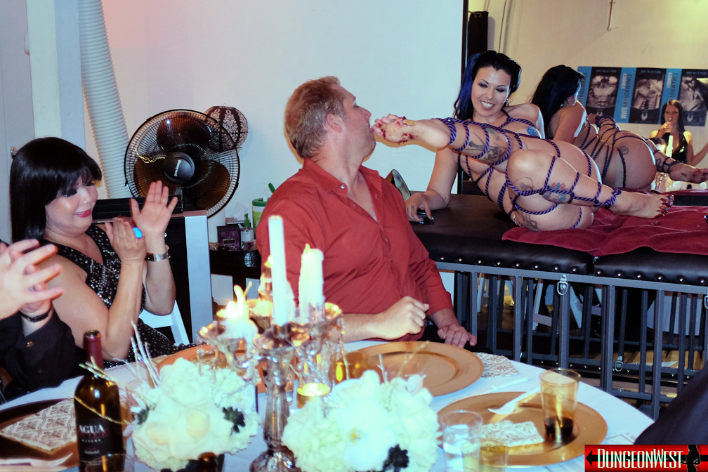 Fetish Dinner Party | Dungeon West