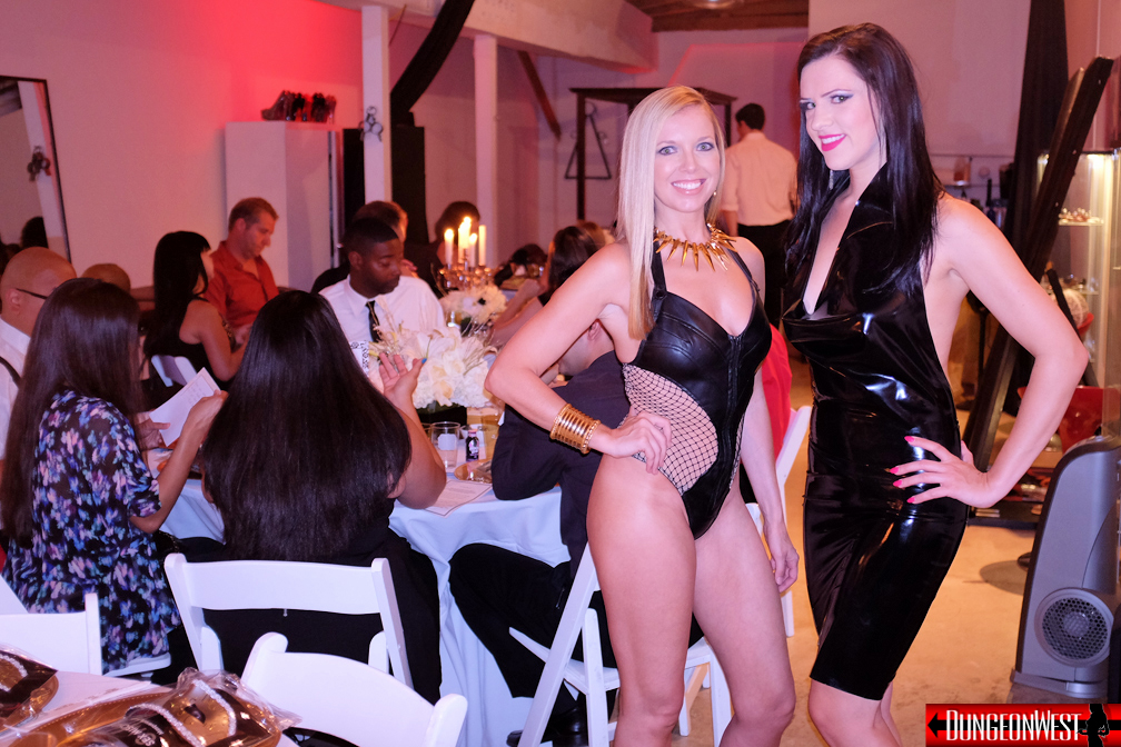 Hot Hostesses Sienna Sinclaire and Mistress Justine Cross